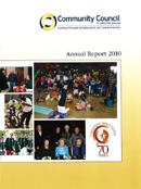 2011 CCGD Annual Cover