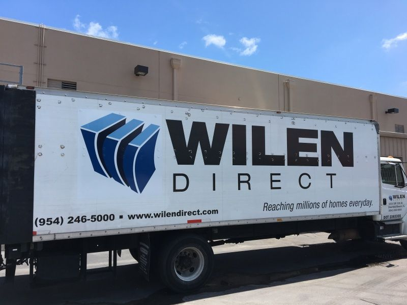 Vehicle Lettering & Decals