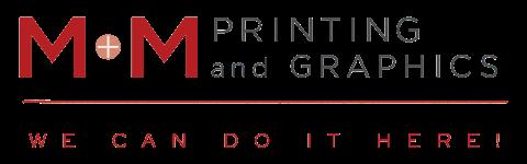 M & M Printing and Graphics
