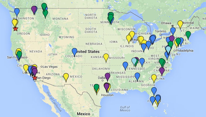 Map: Nativist Events in Your Area