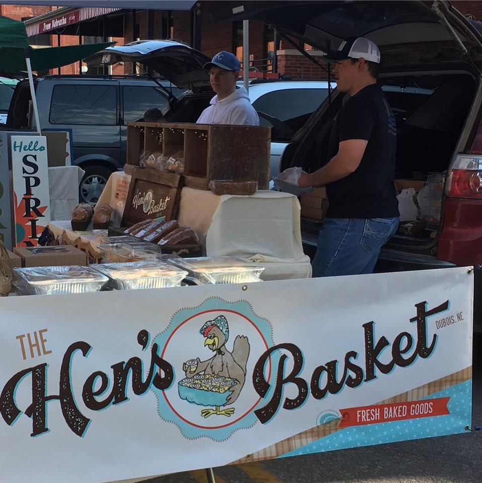 The Hen's Basket*
