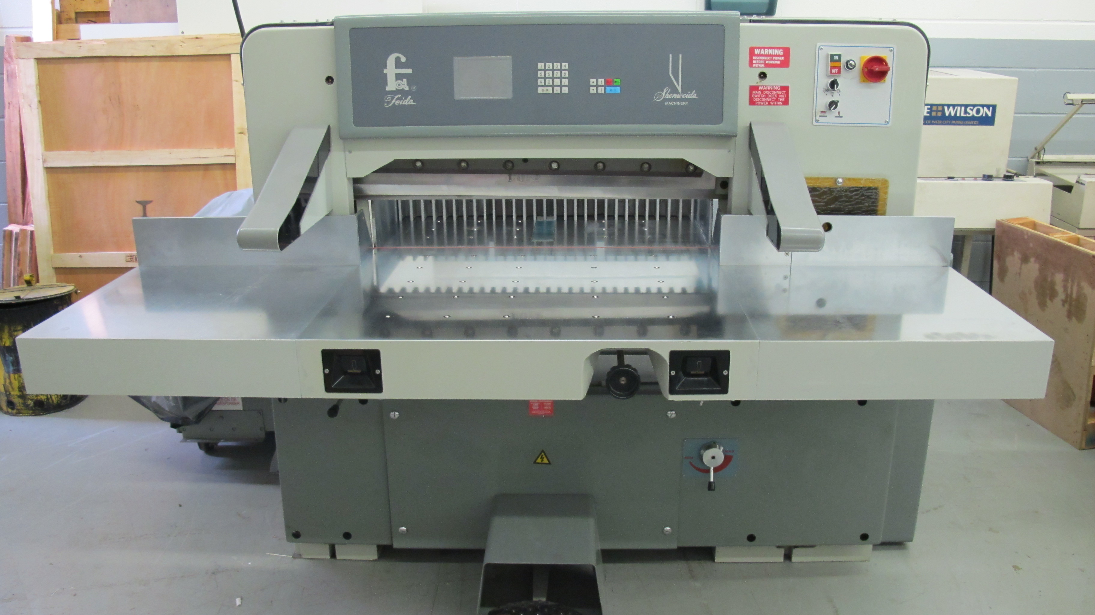 Polar 36-inch Computerized Cutter