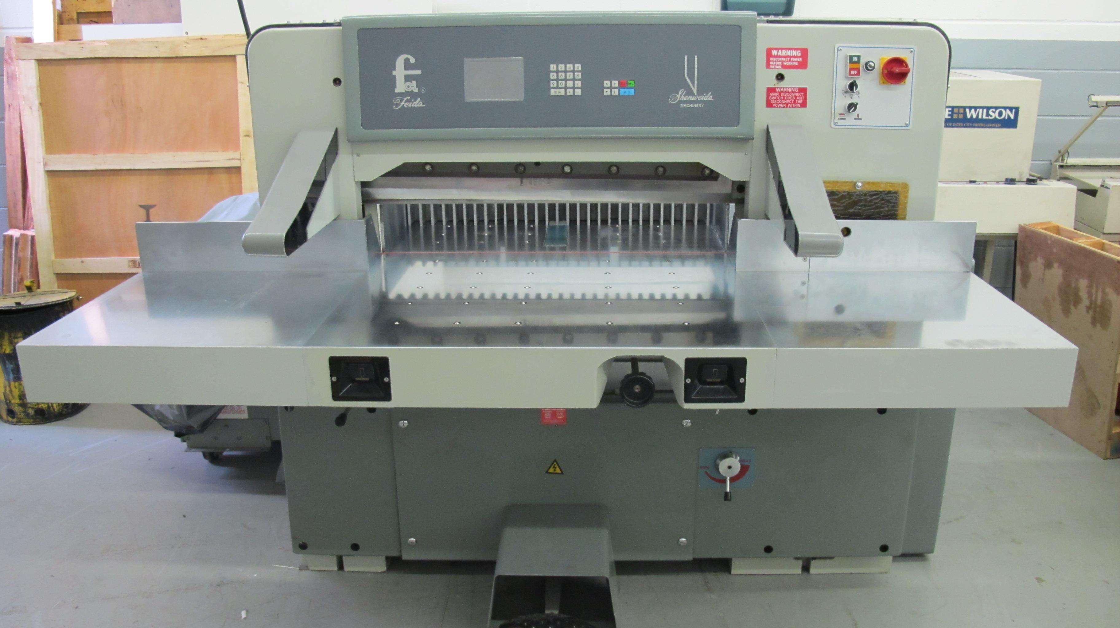Polar 36-inch Computerized Cutter