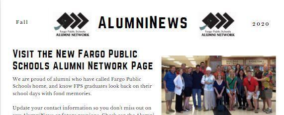 2020 Fall AlumniNews