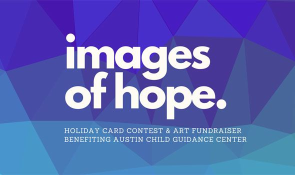 Images of Hope Holiday Card Contest and Art Fundraiser