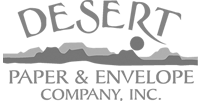 Desert Paper & Envelope Logo