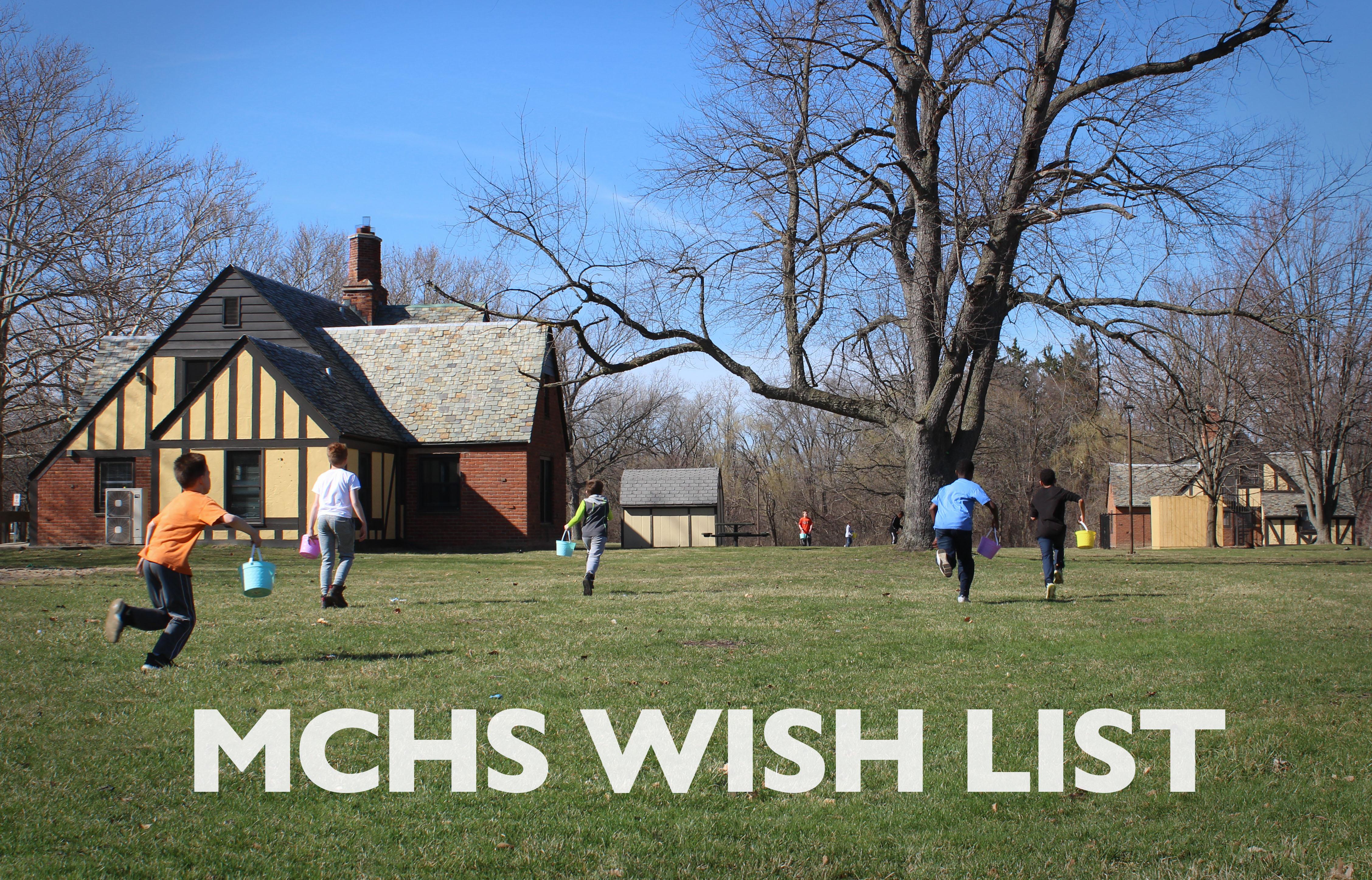 MCHS Wish List