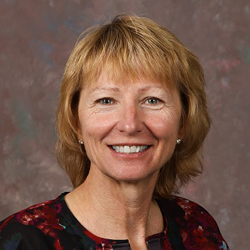 Rae Jean Hansen, current SMIF VP of Early Childhood