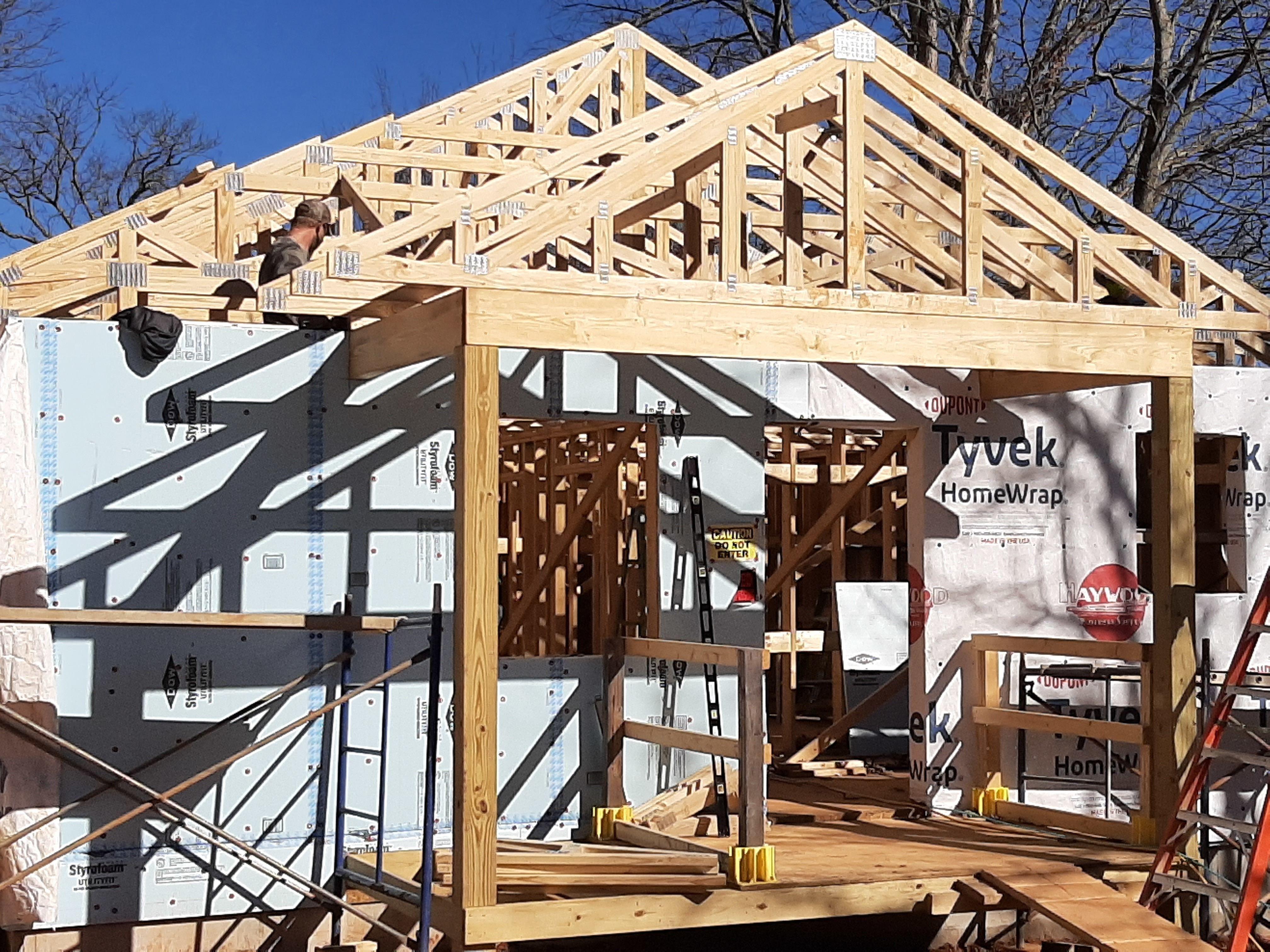 People in Need Grant awarded to Haywood Habitat