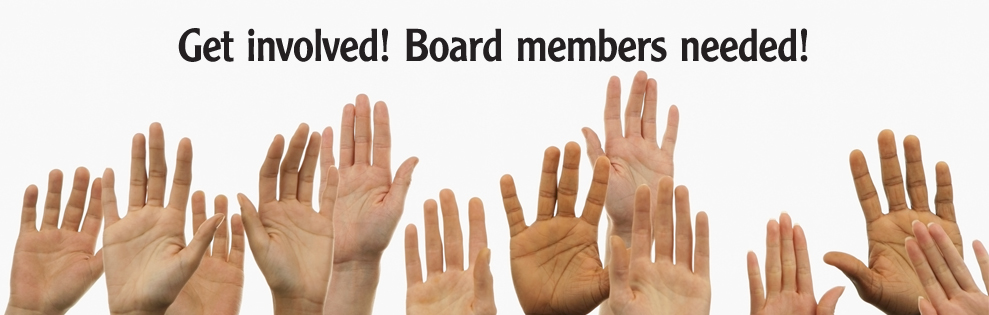 BOARD MEMBER RECRUITMENT