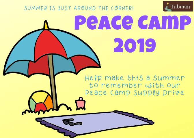 Gearing up for Peace Camp