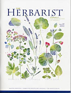 The Herbarist 2002
