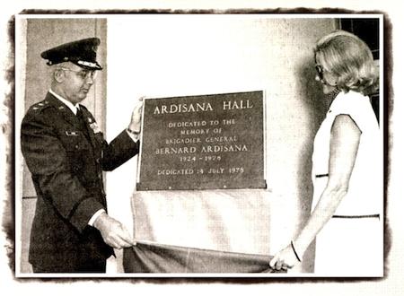 Brigadier General Bernard (Ben) Ardisana, USAF
