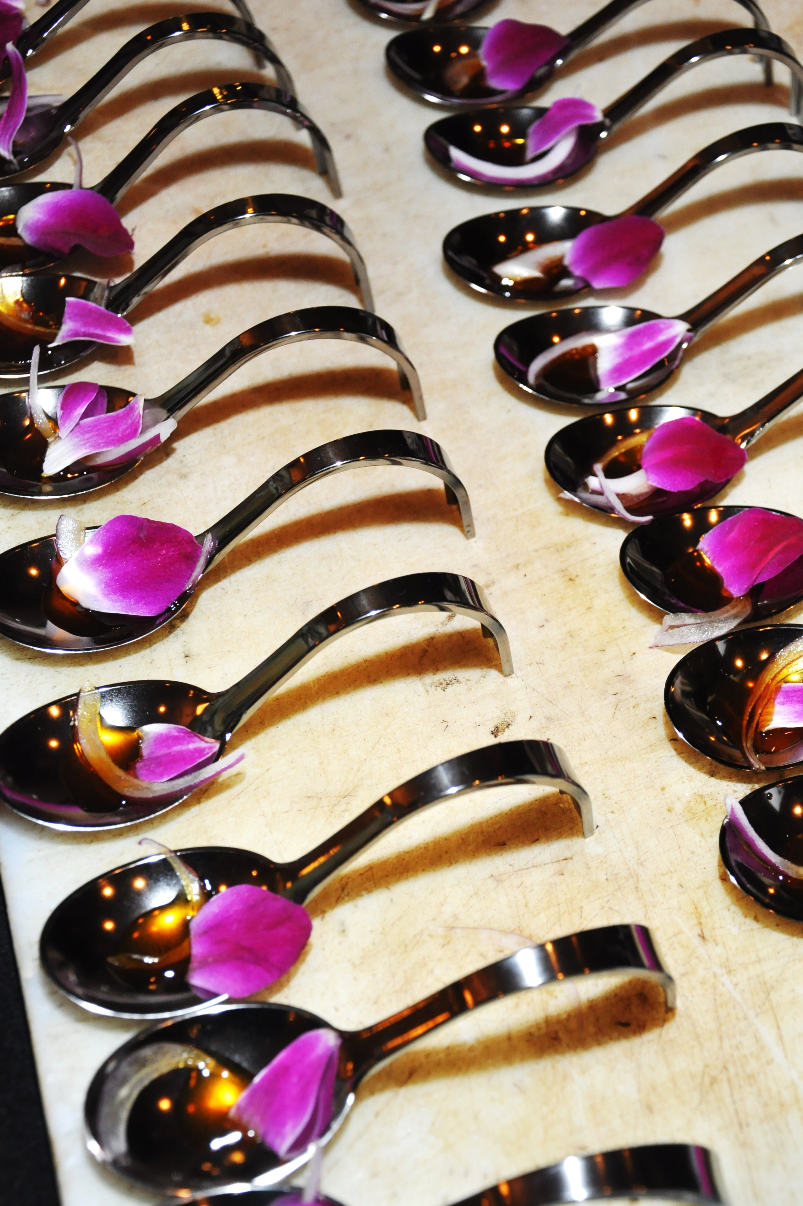 TOE Spoons