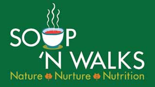 Soup 'n Walk: Nutritious Berries, Nuts, and Seeds
