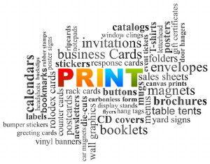 Print, Printing