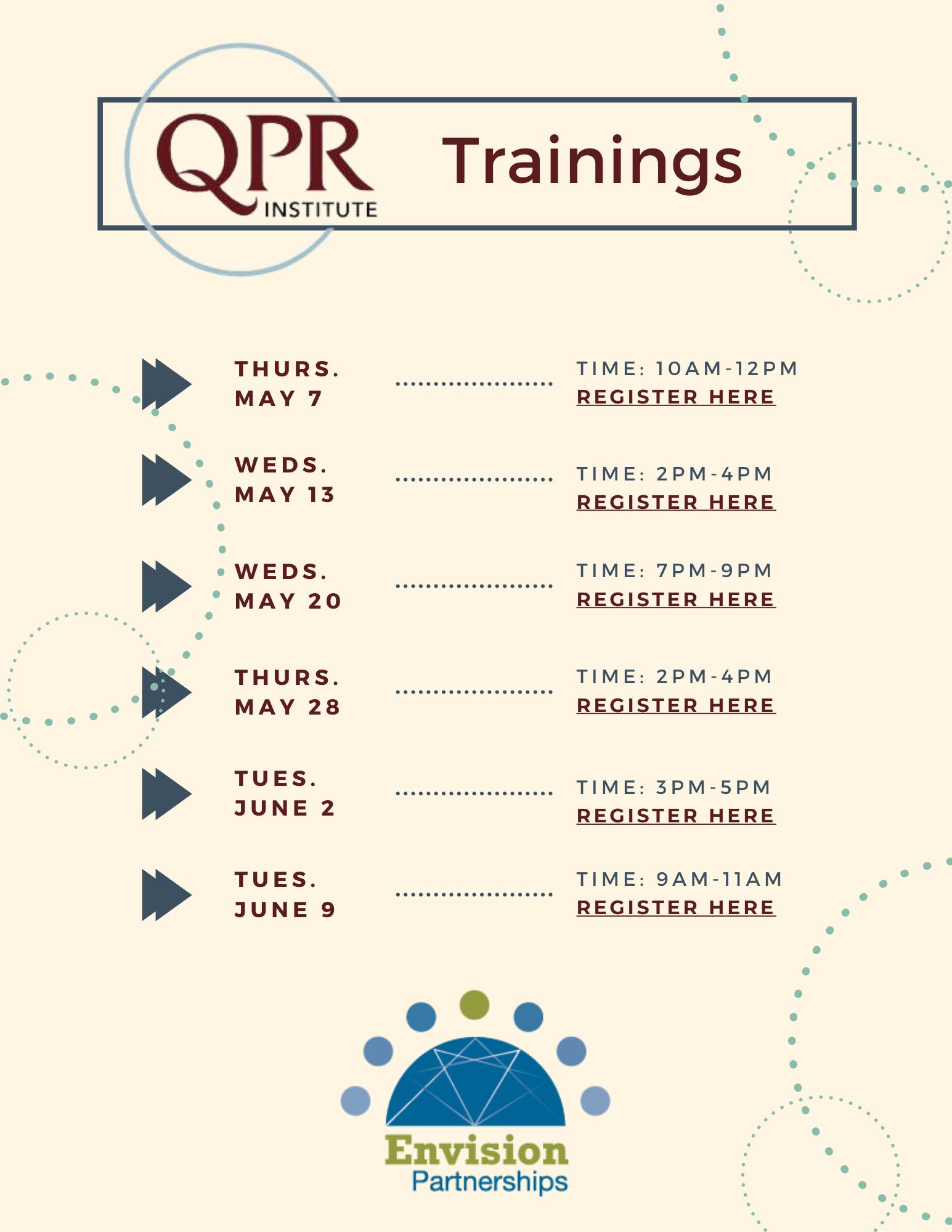 QPR Gatekeeper Training