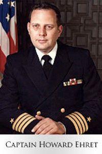 Captain Howard Ehret