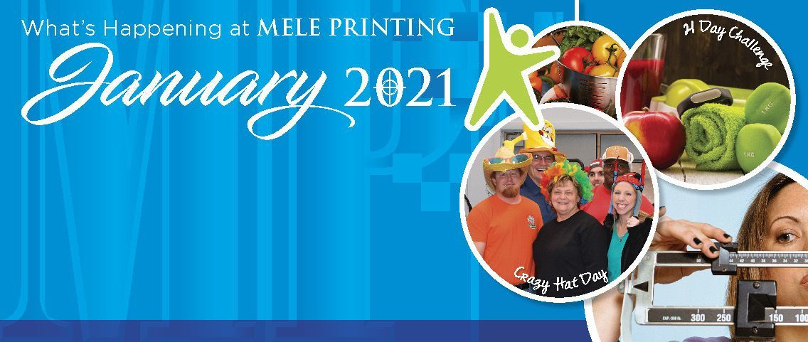 What's Happening at Mele Printing