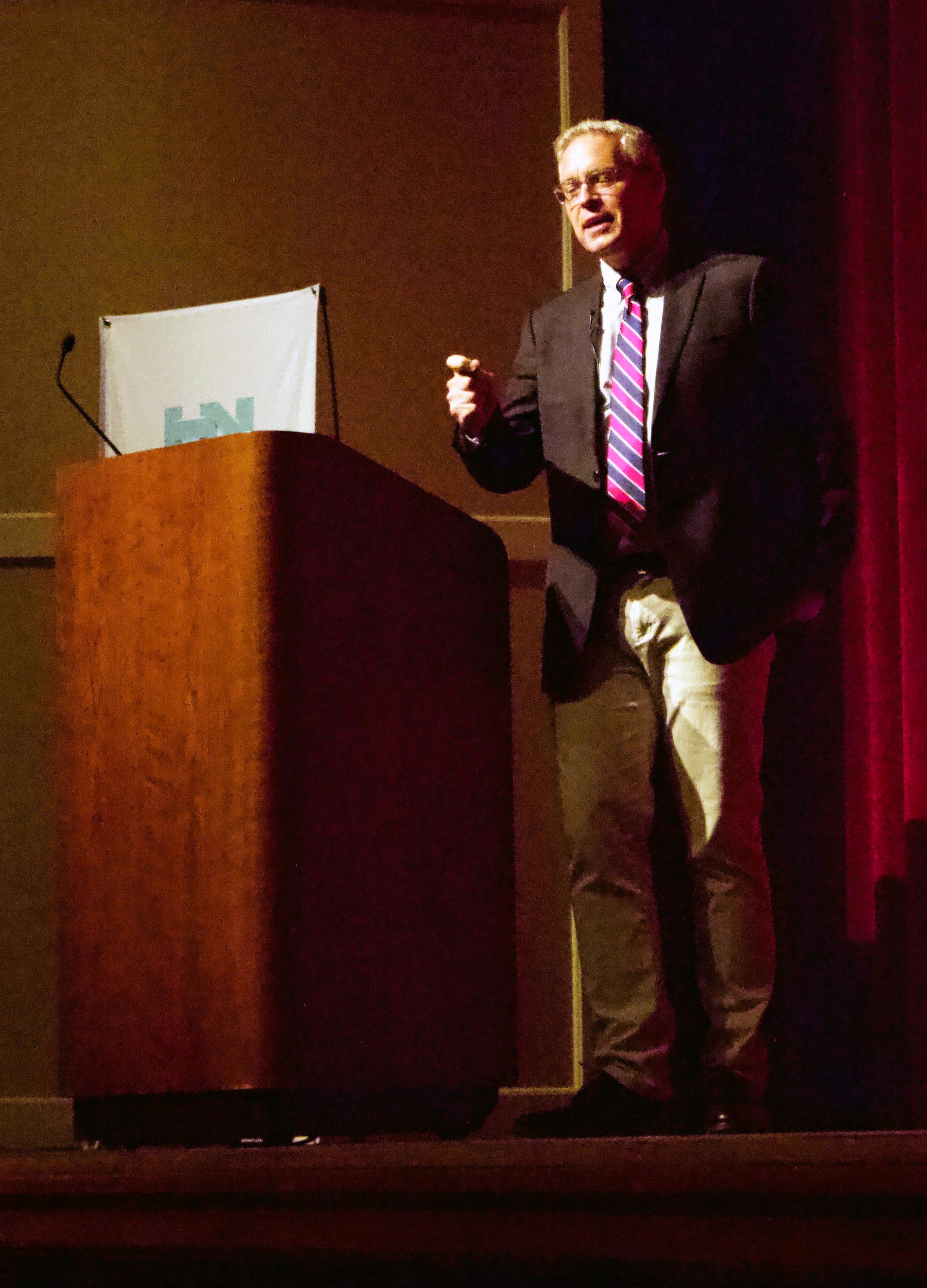Keynote by Dr. William I. Hitchcock