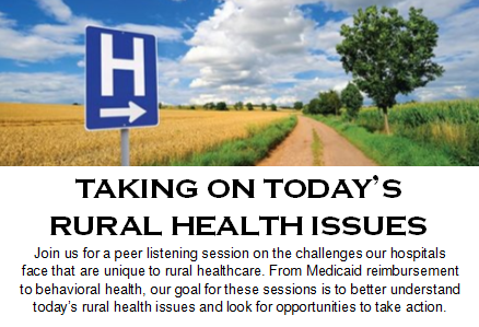 Taking on Today's Rural Health Issues