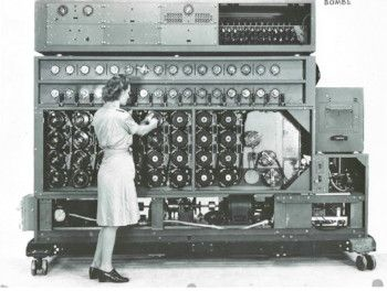 WWII Women Cracking the Code