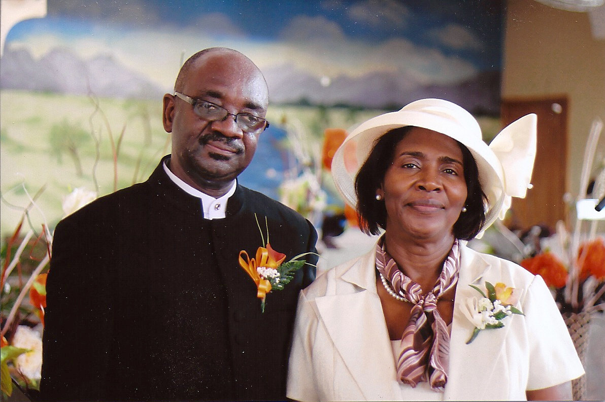 Pastor Joel and Marie Saint Amour