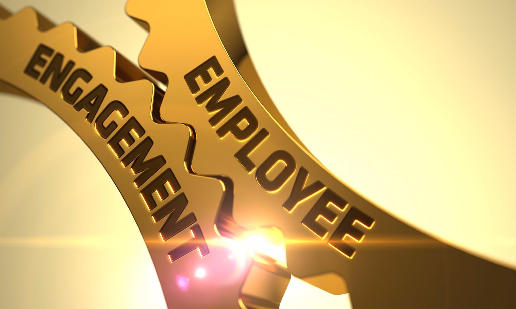 employee engagement golden gears