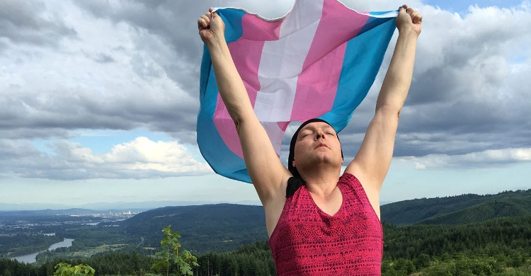 I Was America's First 'Nonbinary' Person. It Was All a Sham.