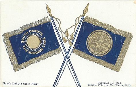 June 2013 - South Dakota's State Flag