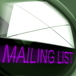 Mailing and Fulfillment