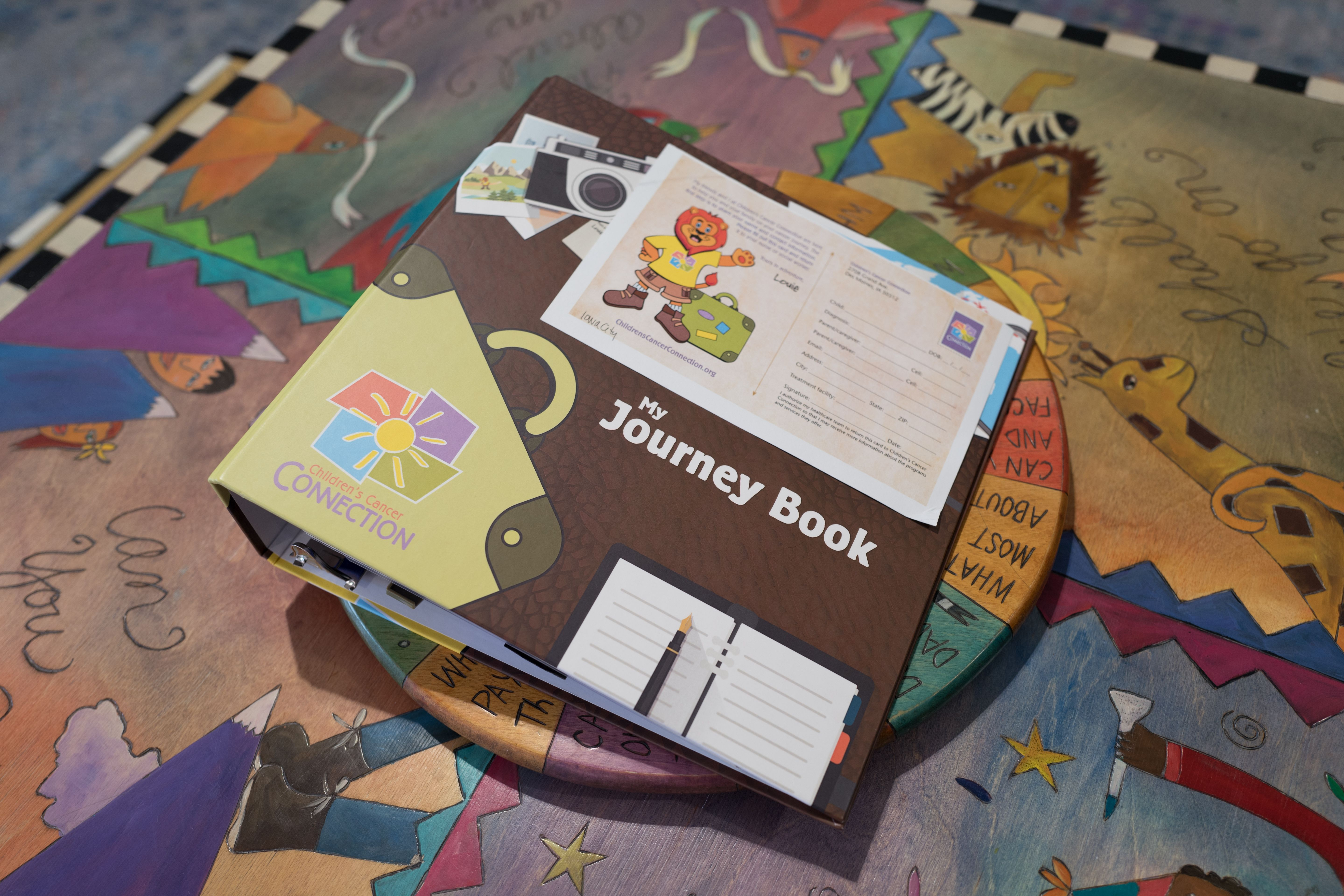 My Journey Book