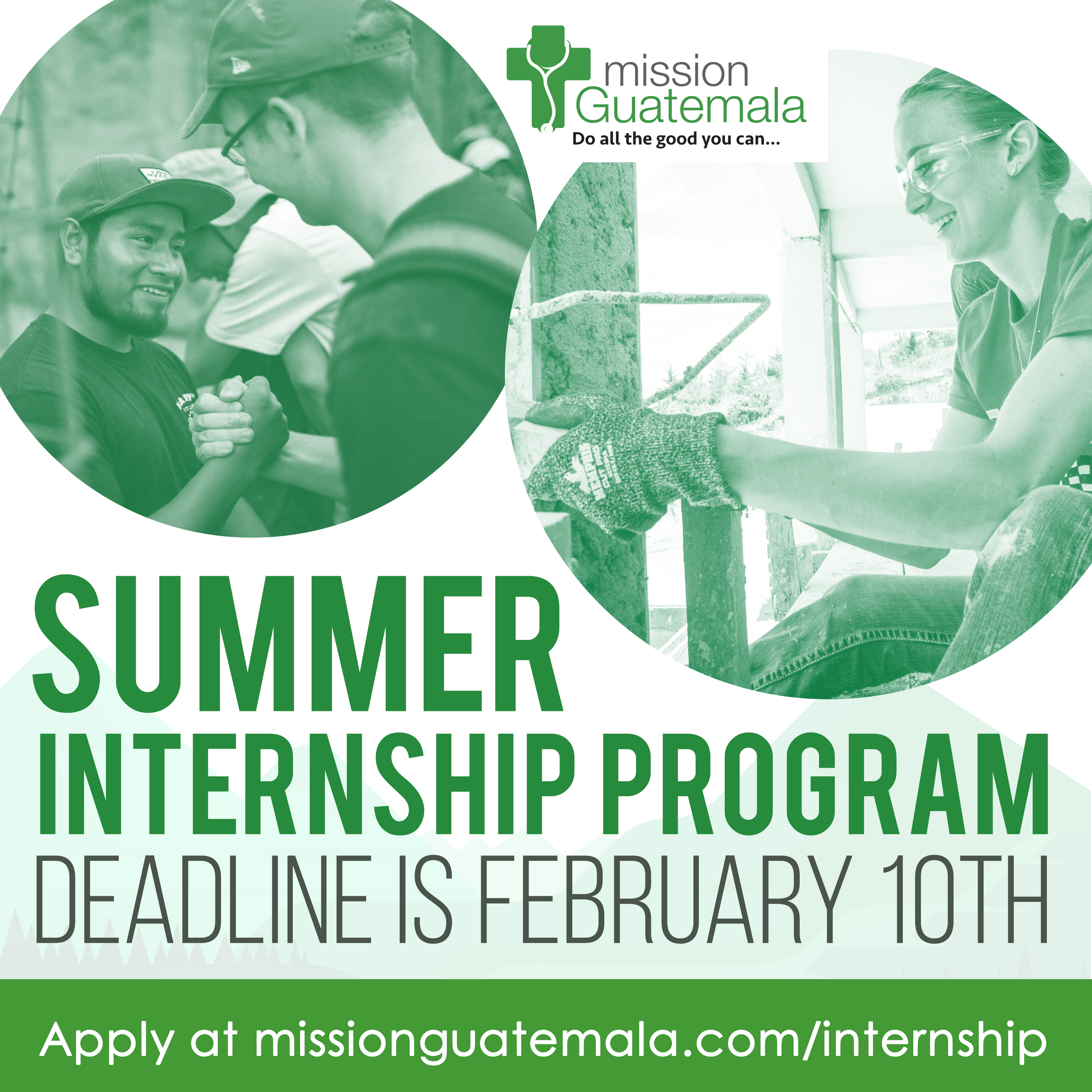 Intern With Mission Guatemala!