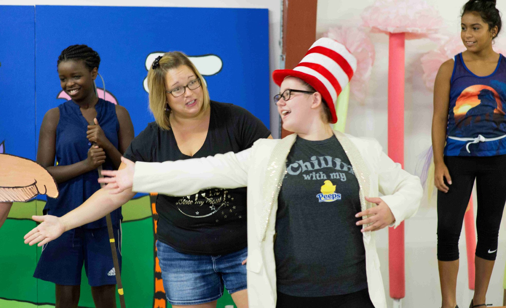 Seussical the Musical, Jr. 2016