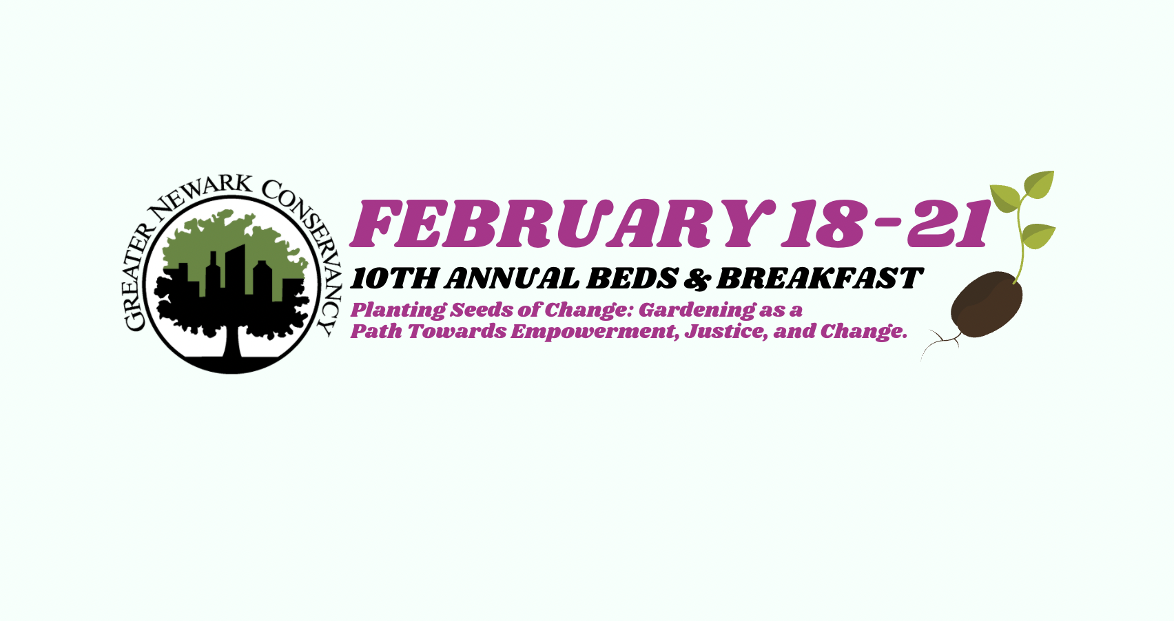 10th Annual Beds & Breakfast