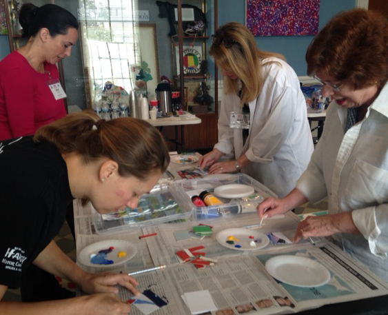 What happens when talented teachers attend Professional Development Workshops?