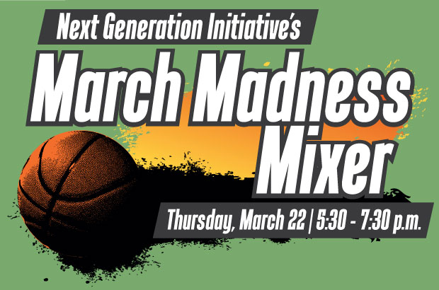 Join Us for the NGI's March Madness Mixer on March 22