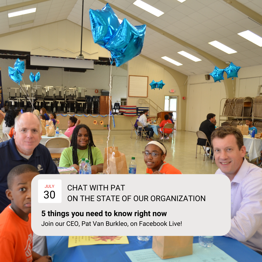 Chat with Pat | 5 Things You Need to Know about BGCMLA Today!