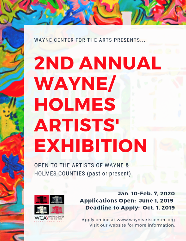 Wayne/Holmes Artists' Exhibition