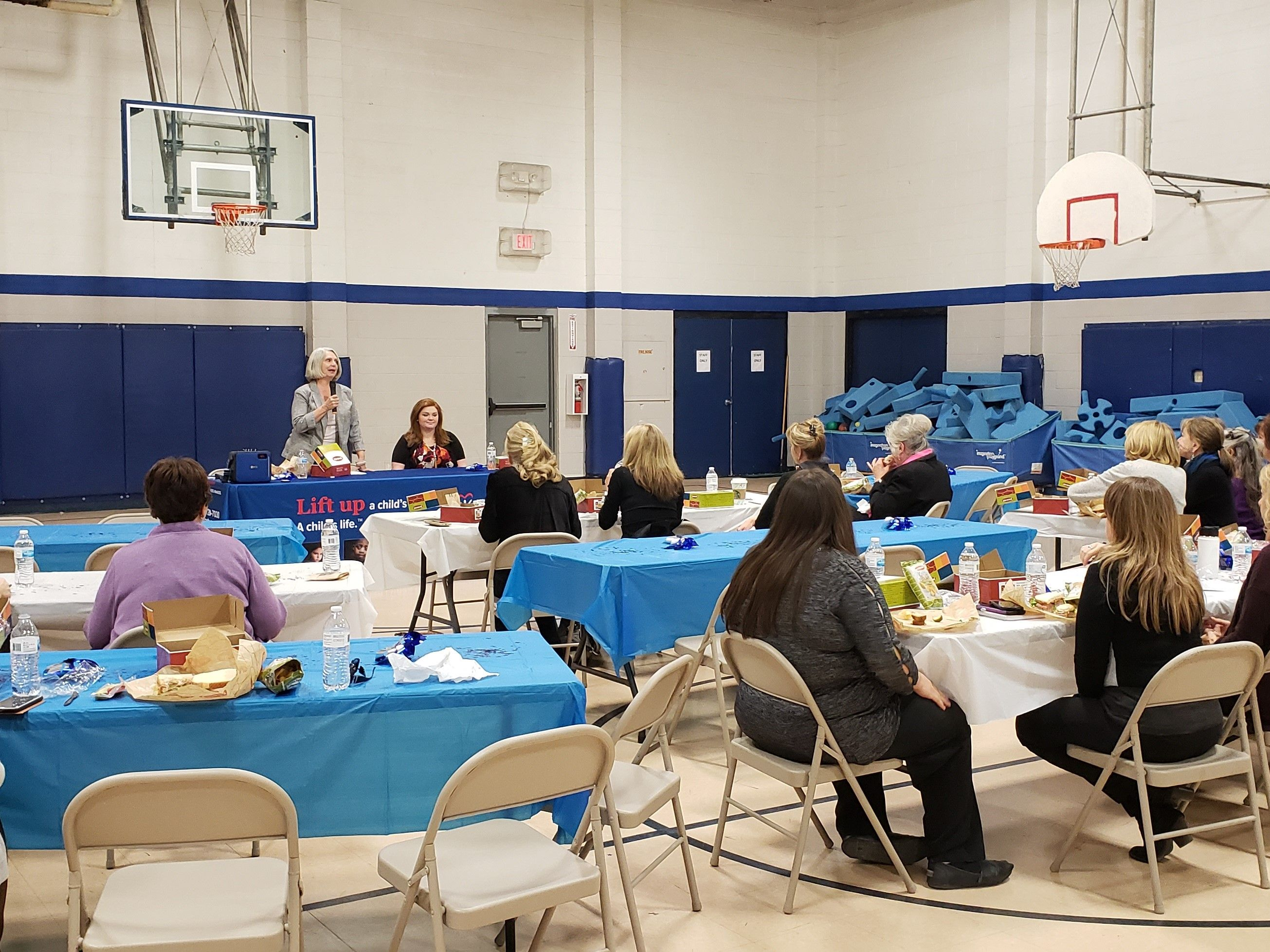In-Service Luncheon