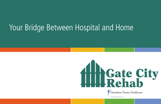 Gate City Rehab Brochure