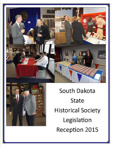 Member & Legislative Reception January 2015