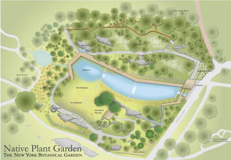 Map Of New York Botanical Garden.Adkins Arboretum Programs Events Program Events Calendar
