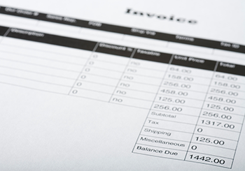 with invoice and statement printing we deliver - Invoice Printing