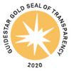 GuideStar Gold Seal of Transparency: 2020