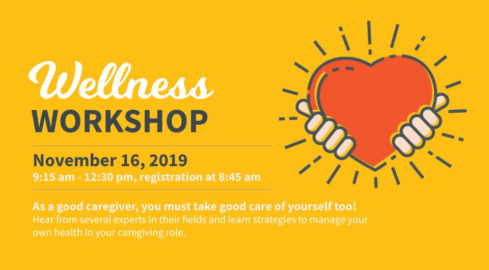 Wellness Workshop