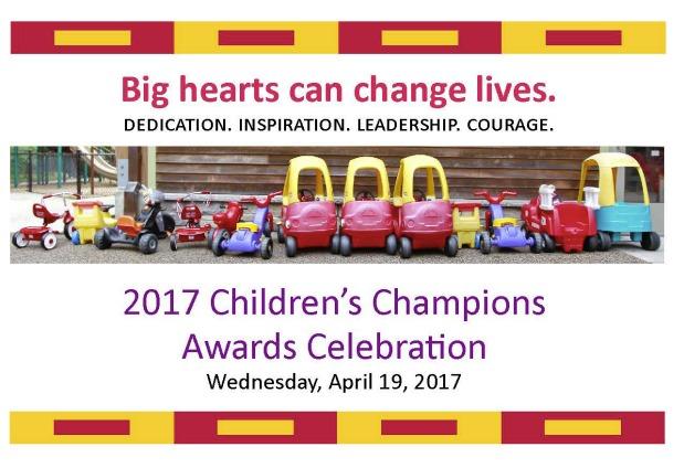 Children's Champions Honorees