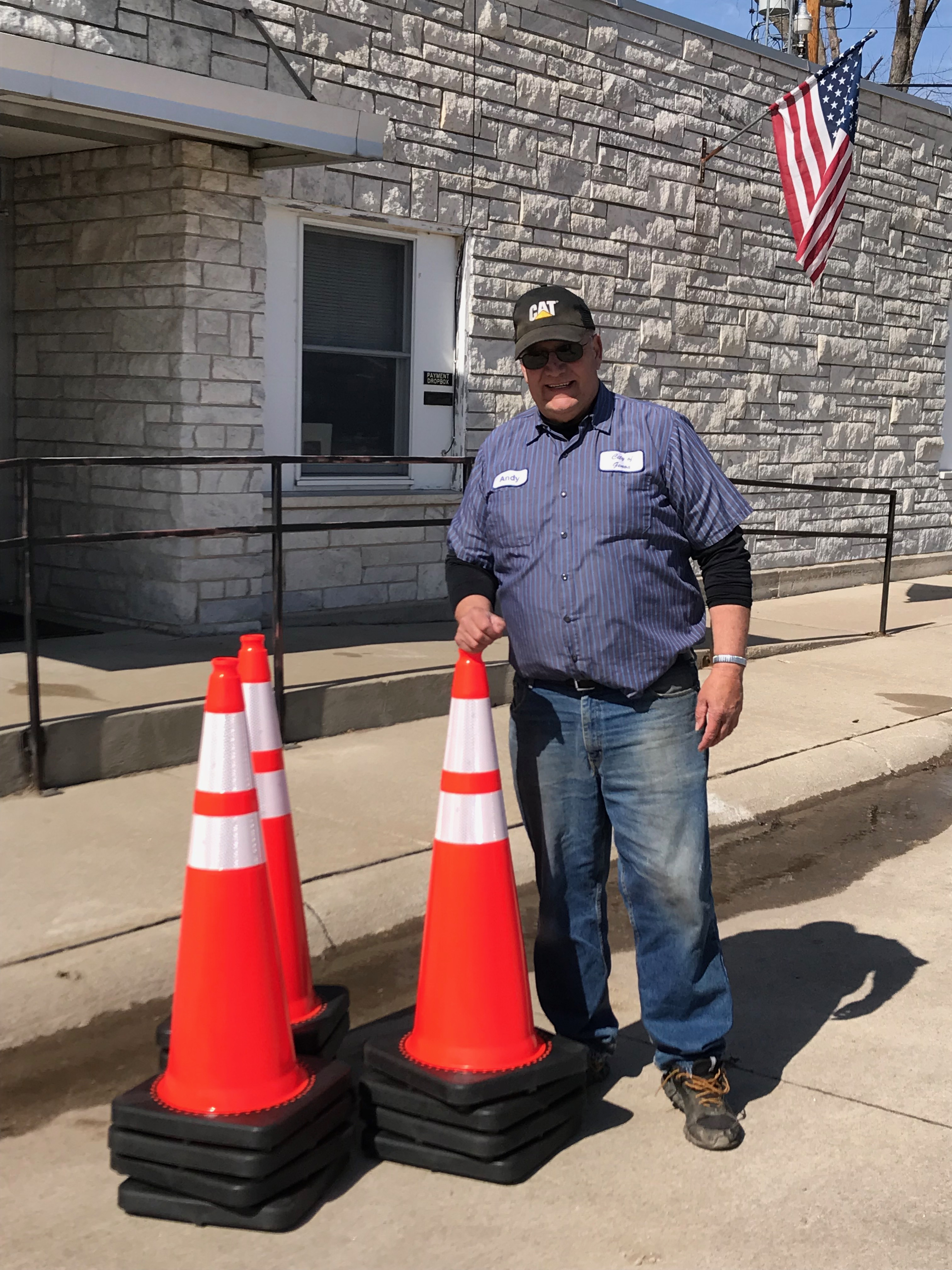 City of Genoa receives Lean On LARM Safety Grant