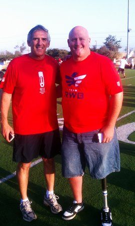 John Keith--Team RWB, Pete Jackson--Sign Distinction