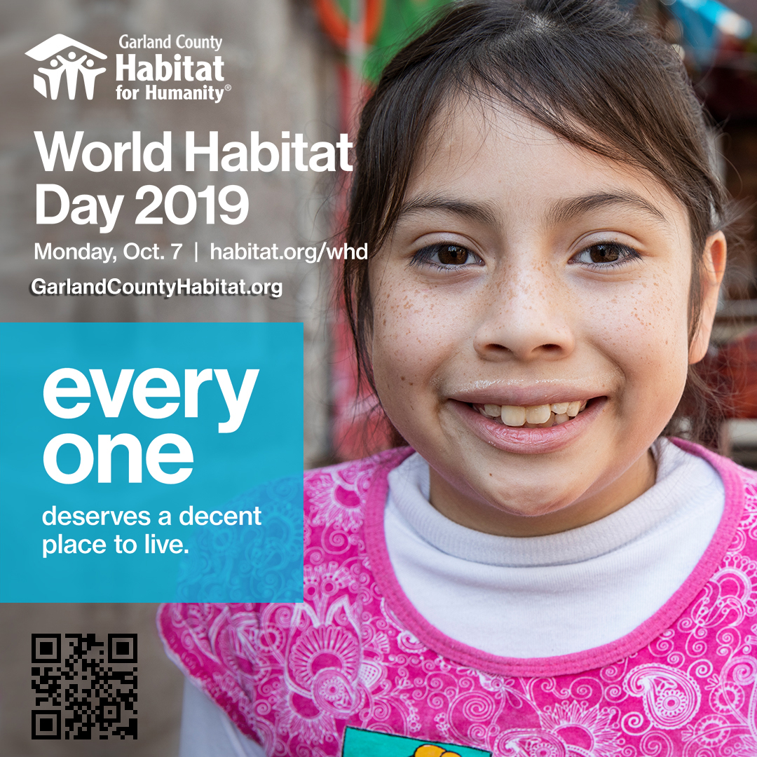 2019 World Habitat Day